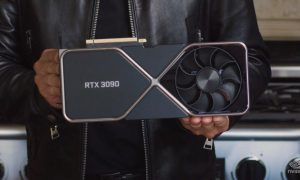 NVIDIA unveils a new generation of graphics cards - RTX 3090, 3080 and 3070