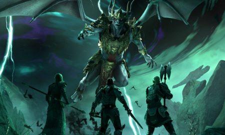 "The Elder Scrolls Online ""Dark Heart of Skyrim"" trailer and finale details"