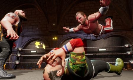 Toon Blot: WWE 2K Battlegrounds Review