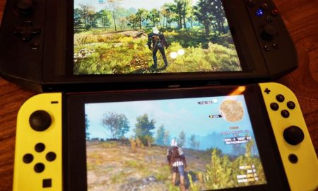 Aya Neo Windows Portable Game Console Coming In October