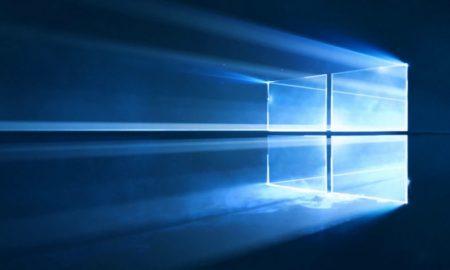 Windows 10 testing a new design