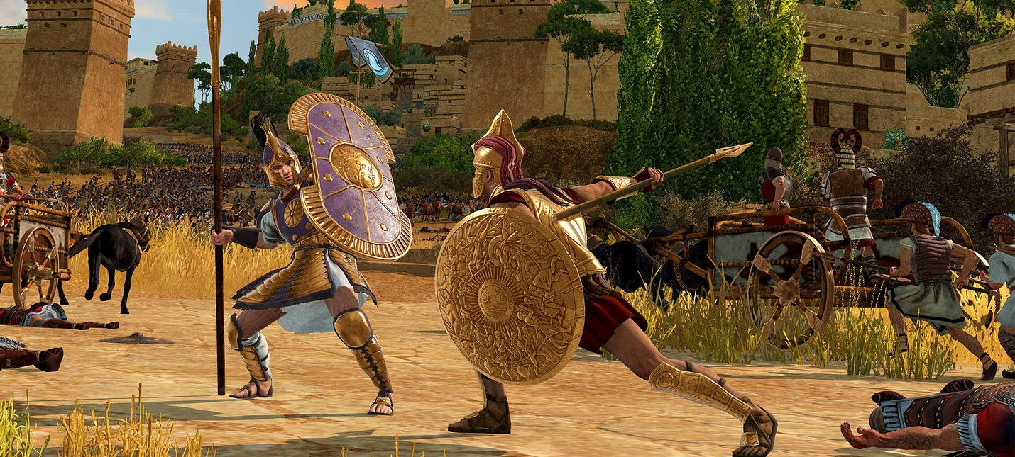 Total War Saga: Troy Beginner's Guide - The Most Important