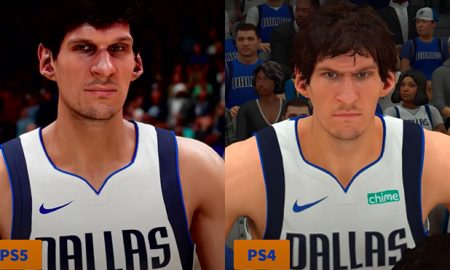 NBA 2K21 comparison on PlayStation 5 and PlayStation 4 [Video]