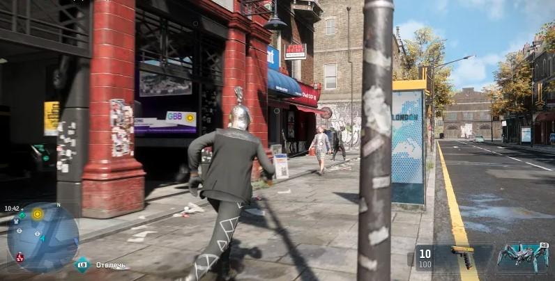 Take three. Watch Dogs: Legion review on Xbox Series X©