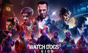 Take three. Watch Dogs: Legion review on Xbox Series X©