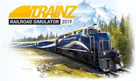 Trainz Railroad Simulator 2019 PC Game Full Version Free Download