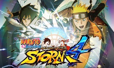 NARUTO SHIPPUDEN: Ultimate Ninja STORM 4 PC Game Full Version Free Download