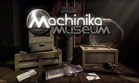Machinika Museum PC Game Full Version Free Download