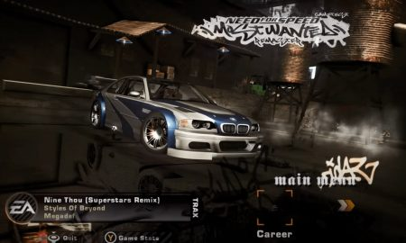 NFS: Most Wanted Remastered (2021) (Full) Latest Version