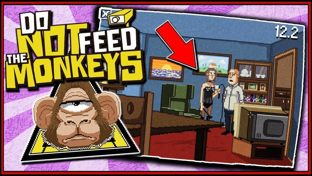 Do not feed the monkeys PC Game Full Version Free Download