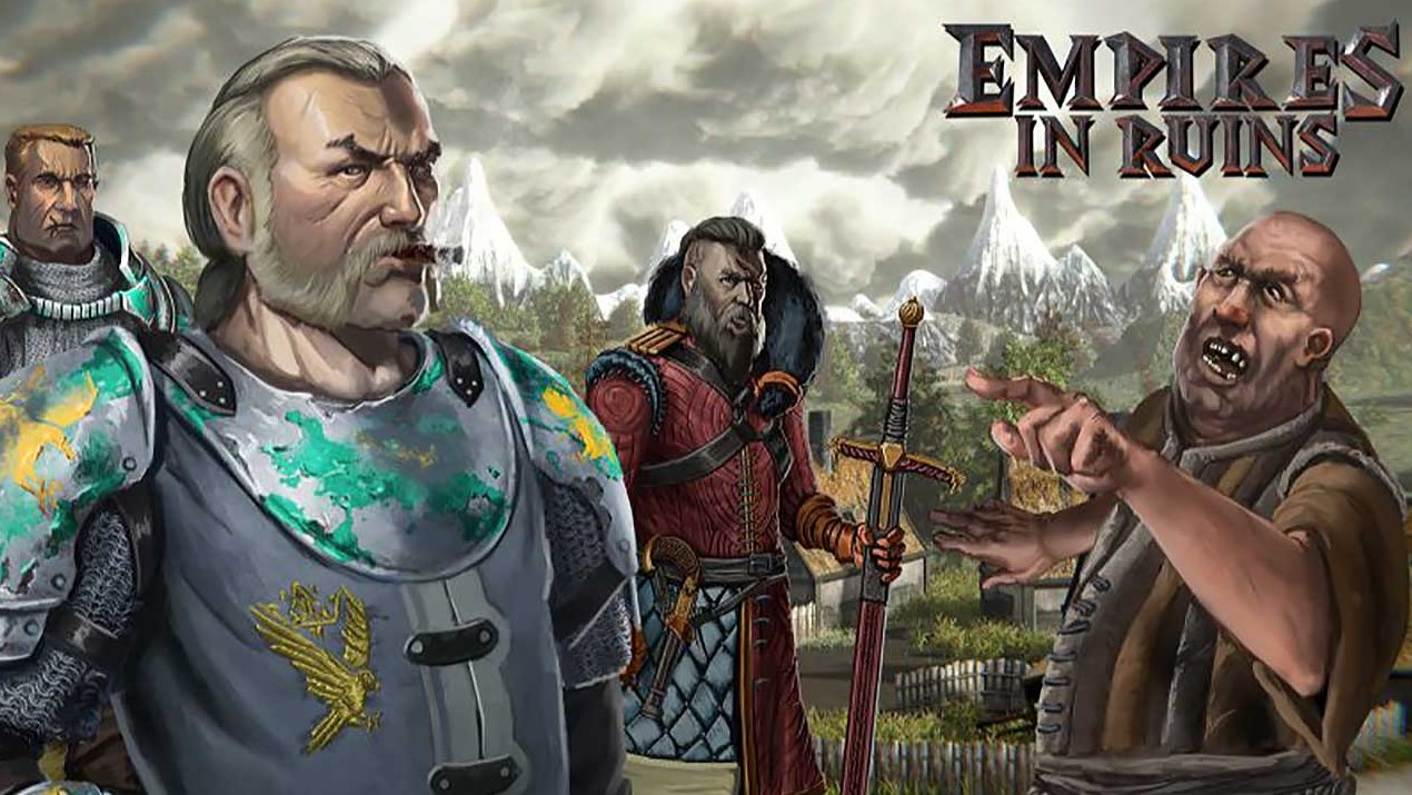 Empires in ruins (Full) Latest Version Free Download