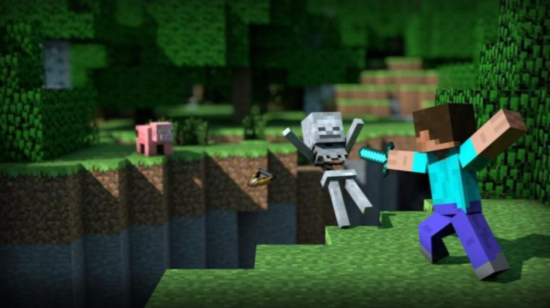 Download Minecraft Full Cracked Version